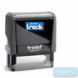 TIMBRI ONLINE PRINTY 4914 7 RIGHE