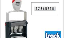 TIMBRO CON NUMERI TRODAT - ART 5558