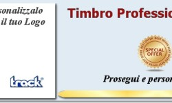 timbro professionale